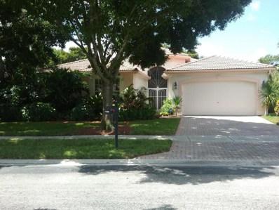 11362 Barca Boulevard, Boynton Beach, FL 33437 - MLS#: RX-10449197