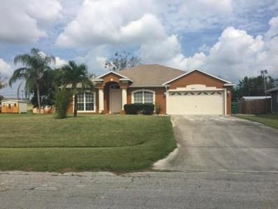 991 SW Bellevue Avenue, Port Saint Lucie, FL 34953 - MLS#: RX-10449233