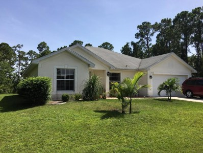542 NW Billiar Avenue, Port Saint Lucie, FL 34983 - MLS#: RX-10449286