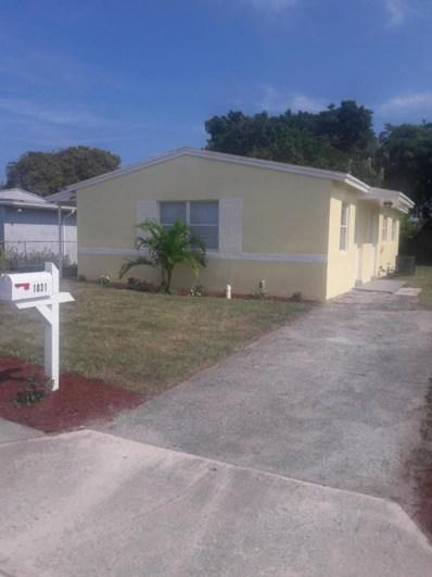 1031 W 3rd Street Street, West Palm Beach, FL 33404 - MLS#: RX-10449295