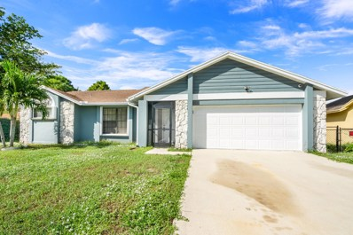 6366 Bengal Circle, Boynton Beach, FL 33437 - MLS#: RX-10449309