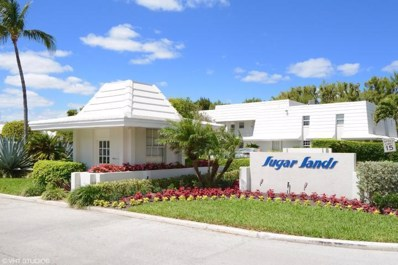 1170 Sugasugar Sands Boulevard UNIT 405, Singer Island, FL 33404 - MLS#: RX-10449327