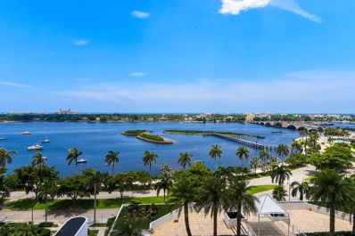 525 S Flagler Drive UNIT 10a & C>, West Palm Beach, FL 33401 - MLS#: RX-10449331
