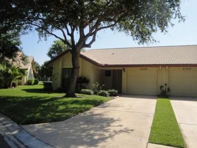 4176 Gator Trace Villas Circle UNIT A, Fort Pierce, FL 34982 - MLS#: RX-10449364