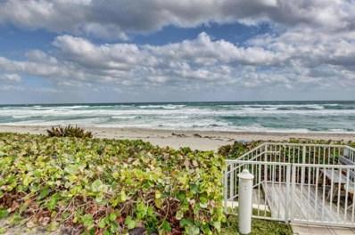 2901 S Ocean Boulevard UNIT 404, Highland Beach, FL 33487 - MLS#: RX-10449391