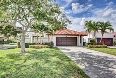 6780 Pradera Drive, Boca Raton, FL 33433 - MLS#: RX-10449394