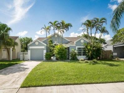 8438 Dynasty Drive, Boca Raton, FL 33433 - MLS#: RX-10449446