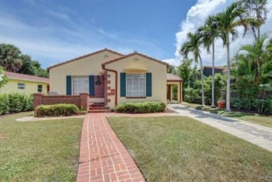 430 26th Street, West Palm Beach, FL 33407 - MLS#: RX-10449461