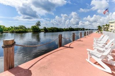 5 Colonial Club Drive UNIT 103, Boynton Beach, FL 33435 - MLS#: RX-10449475
