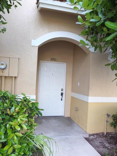 5905 Riverside Avenue, Tamarac, FL 33321 - MLS#: RX-10449478
