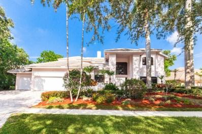 6087 NW 23rd Terrace, Boca Raton, FL 33496 - MLS#: RX-10449480