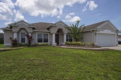 384 SW Millard Drive, Port Saint Lucie, FL 34953 - MLS#: RX-10449523