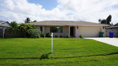 560 SE Oceanspray Terrace, Port Saint Lucie, FL 34983 - #: RX-10449525