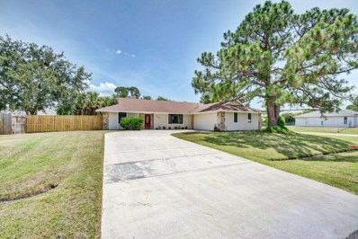 580 SW Prado Avenue, Port Saint Lucie, FL 34983 - MLS#: RX-10449596