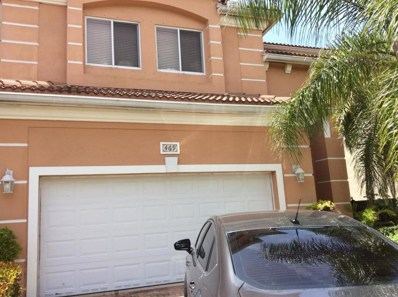 469 Gazetta Way, West Palm Beach, FL 33413 - MLS#: RX-10449629