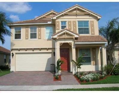 444 Mulberry Grove Road, Royal Palm Beach, FL 33411 - #: RX-10449653