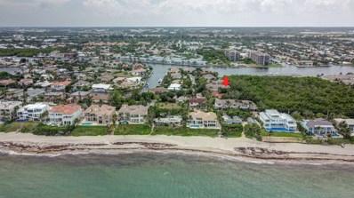 1115 Highland Beach Drive, Highland Beach, FL 33487 - MLS#: RX-10449668