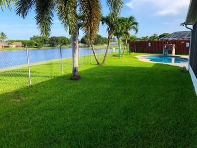 5274 Harwood Lane, Lake Worth, FL 33467 - MLS#: RX-10449702