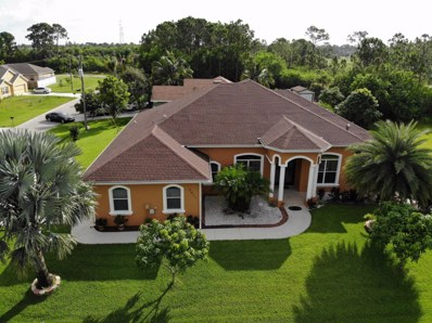 2411 SW Fairgreen Road, Port Saint Lucie, FL 34953 - MLS#: RX-10449707