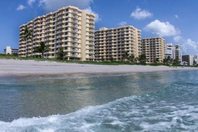 3301 S Ocean Boulevard UNIT 308, Highland Beach, FL 33487 - MLS#: RX-10449755