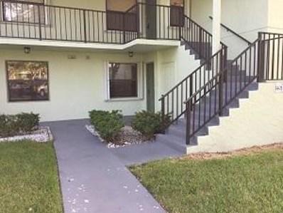 1401 Sabal Ridge Circle UNIT D, Palm Beach Gardens, FL 33418 - MLS#: RX-10449864