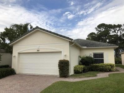 307 SW Perdido Key Street, Port Saint Lucie, FL 34986 - MLS#: RX-10449877
