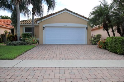 5070 Pelican Cove Drive, Boynton Beach, FL 33437 - MLS#: RX-10449925