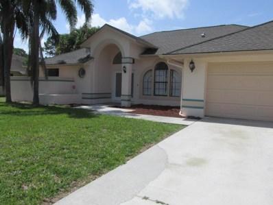 626 SE Polynesian Avenue, Port Saint Lucie, FL 34983 - MLS#: RX-10449944