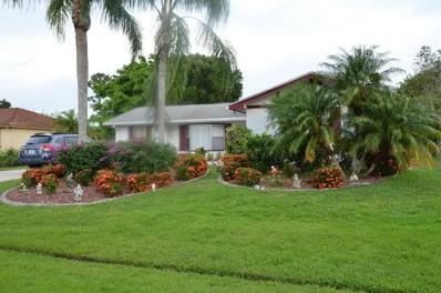 280 SW Christmas Terrace, Port Saint Lucie, FL 34984 - MLS#: RX-10450000