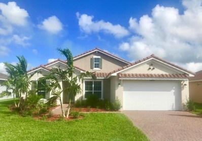 12037 SW Marigold Avenue, Port Saint Lucie, FL 34987 - MLS#: RX-10450027