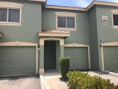 320 Crestwood Circle UNIT 102, Royal Palm Beach, FL 33411 - MLS#: RX-10450030