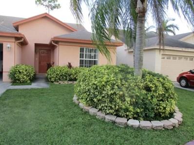 160 Heatherwood Drive, Royal Palm Beach, FL 33411 - MLS#: RX-10450086