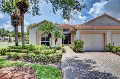 7870 Lake Sands Drive, Delray Beach, FL 33446 - MLS#: RX-10450108