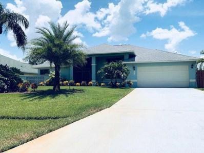 642 SW Nichols Terrace, Port Saint Lucie, FL 34953 - MLS#: RX-10450113