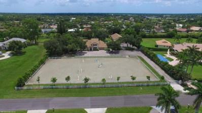14575 Draft Horse Lane, Wellington, FL 33414 - MLS#: RX-10450155