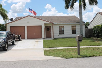 5242 Canal Circle W, Lake Worth, FL 33467 - MLS#: RX-10450182