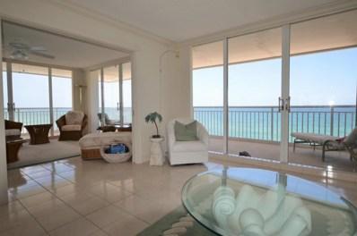 3546 S Ocean Boulevard UNIT 601, South Palm Beach, FL 33480 - MLS#: RX-10450235