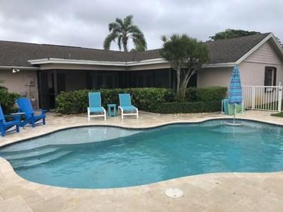 6135 Celadon Circle, West Palm Beach, FL 33418 - #: RX-10450275