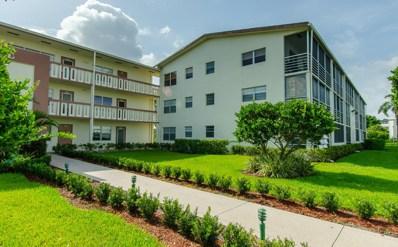 177 Preston UNIT E, Boca Raton, FL 33434 - MLS#: RX-10450283
