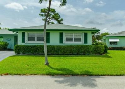 617 Hummingbird Lane, Delray Beach, FL 33445 - MLS#: RX-10450301