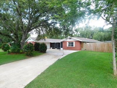 4885 River Oak Lane, Fort Pierce, FL 34981 - MLS#: RX-10450307