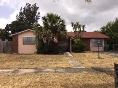 690 W 37th Street, Riviera Beach, FL 33404 - MLS#: RX-10450321