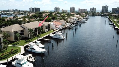 300 Captains Walk UNIT 114, Delray Beach, FL 33483 - MLS#: RX-10450332