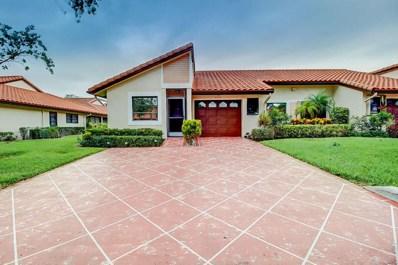 6235 Kings Gate Circle, Delray Beach, FL 33484 - MLS#: RX-10450369