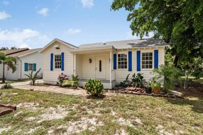 1222 Alpha Street, West Palm Beach, FL 33401 - MLS#: RX-10450378