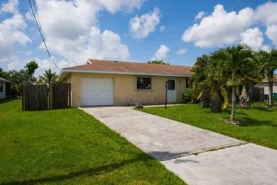 334 NW Kilpatrick Avenue, Port Saint Lucie, FL 34983 - MLS#: RX-10450421