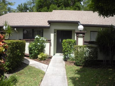 230 Bald Eagle Court UNIT 230, Royal Palm Beach, FL 33411 - MLS#: RX-10450422