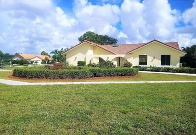 5421 Piping Rock Drive, Boynton Beach, FL 33437 - #: RX-10450517