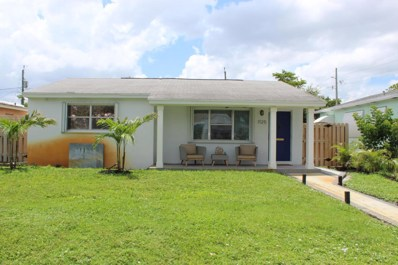 1125 N O Street, Lake Worth, FL 33460 - MLS#: RX-10450542
