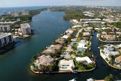 758 NE Harbour Drive, Boca Raton, FL 33431 - MLS#: RX-10450555